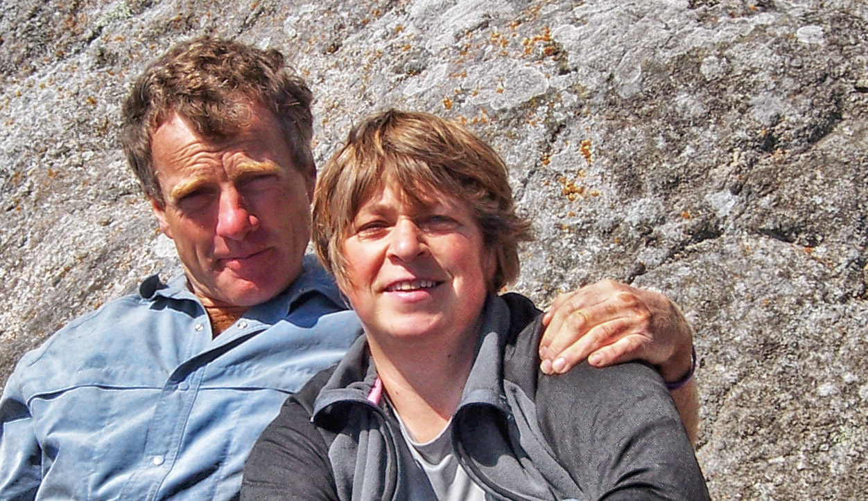 Lo Camps and Anne-Marie Linders - Naturetrek Canada owners