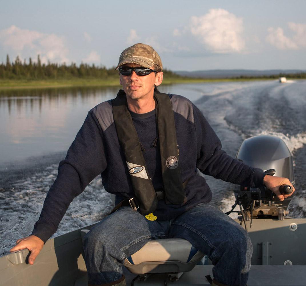 Bill Duffett : Labrador coordinator