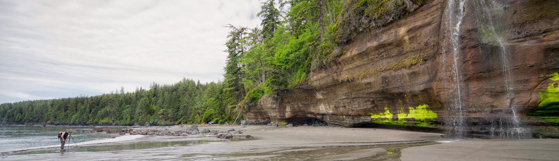 Mystic Beach, Juan De Fuca Trail (BC)