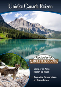 2018 Nature Trek Brochure