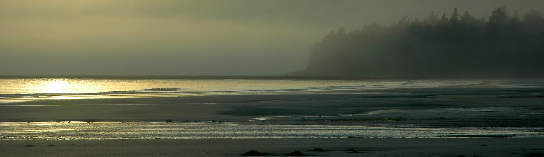 Friendly cove, Nootka Island, BC