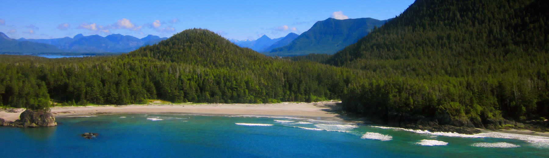 Third Beach, Nootka Island (BC)