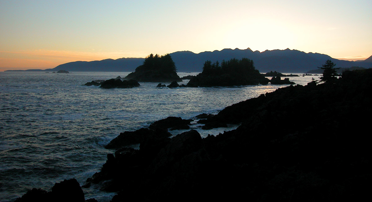 Brooks Peninsula, British Columbia