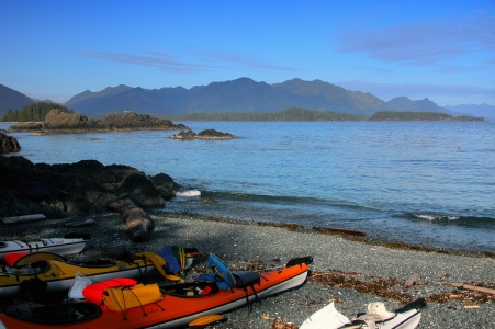 Bunsby Islands, off the coast of Vancouver Island, BC