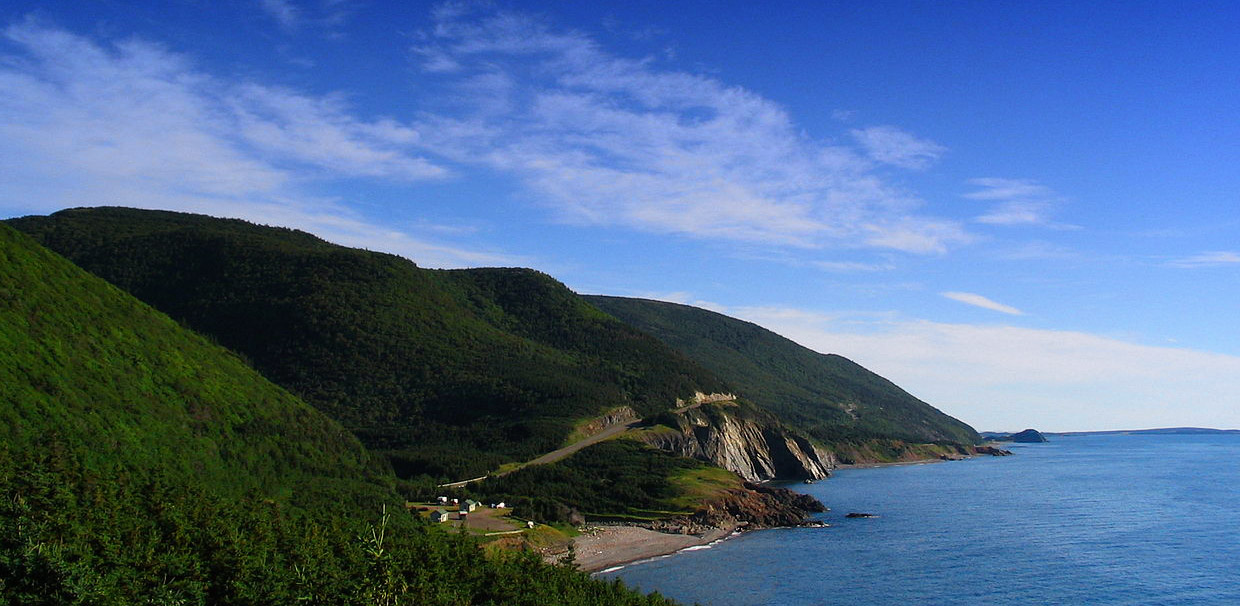 The Cabot Trail, Nova Scotia