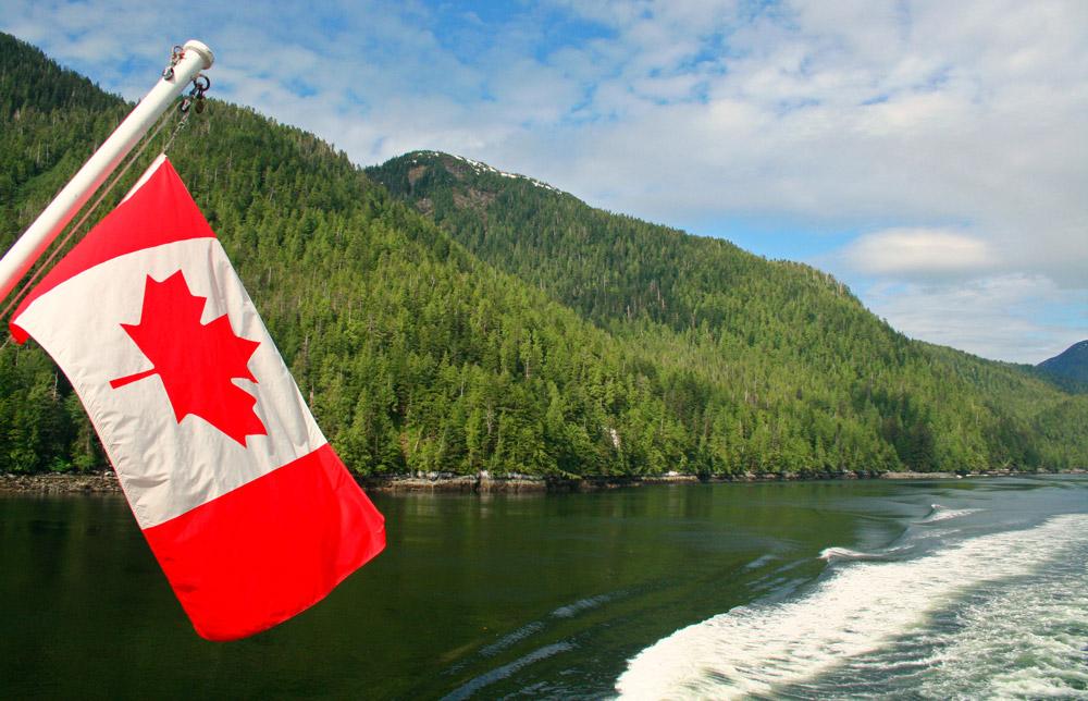 Cruising the Inside Passage (British Columbia)