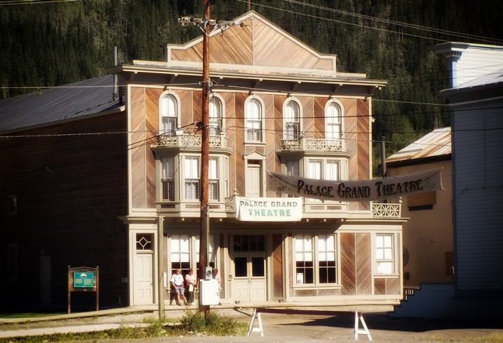 The Palace Grand Theatre, Dawson City