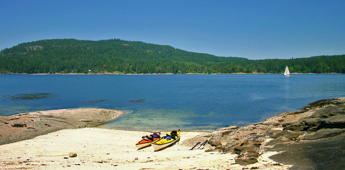 Russell Island, Gulf Islands National Park