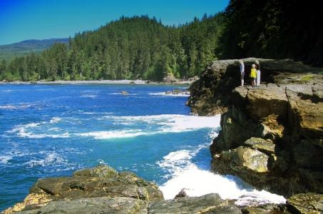 Juan de Fuca Trail, BC