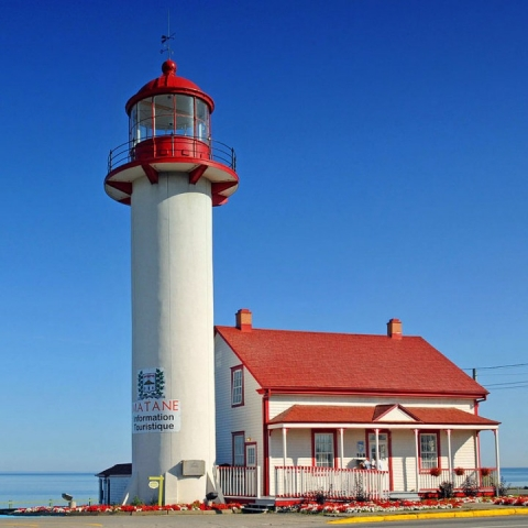 Matane, St Lawrence Strait (Quebec)