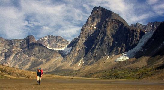 Baffin Island Trekking, Nunavut