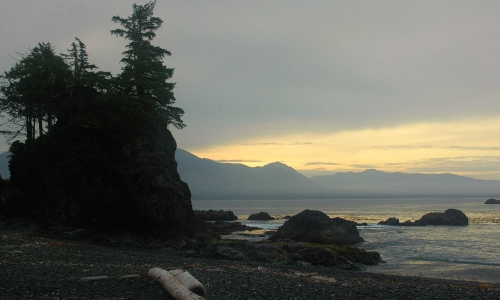 Friendly Cove, Nootka Island
