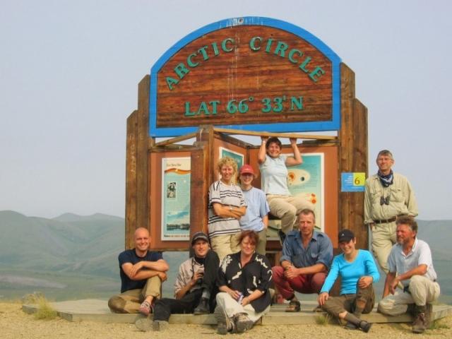 Arctic Circle (Yukon)