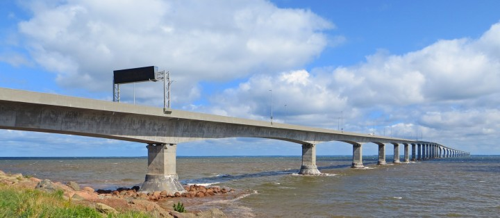 The Bridge to PEI