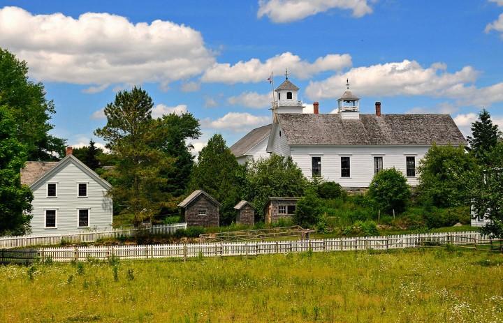 Sherbrooke Village, Nova Scotia