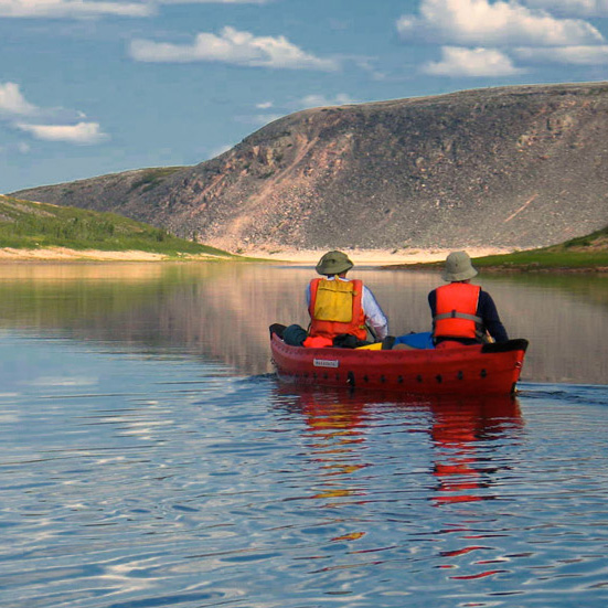 Thelon River Canoe Expedition