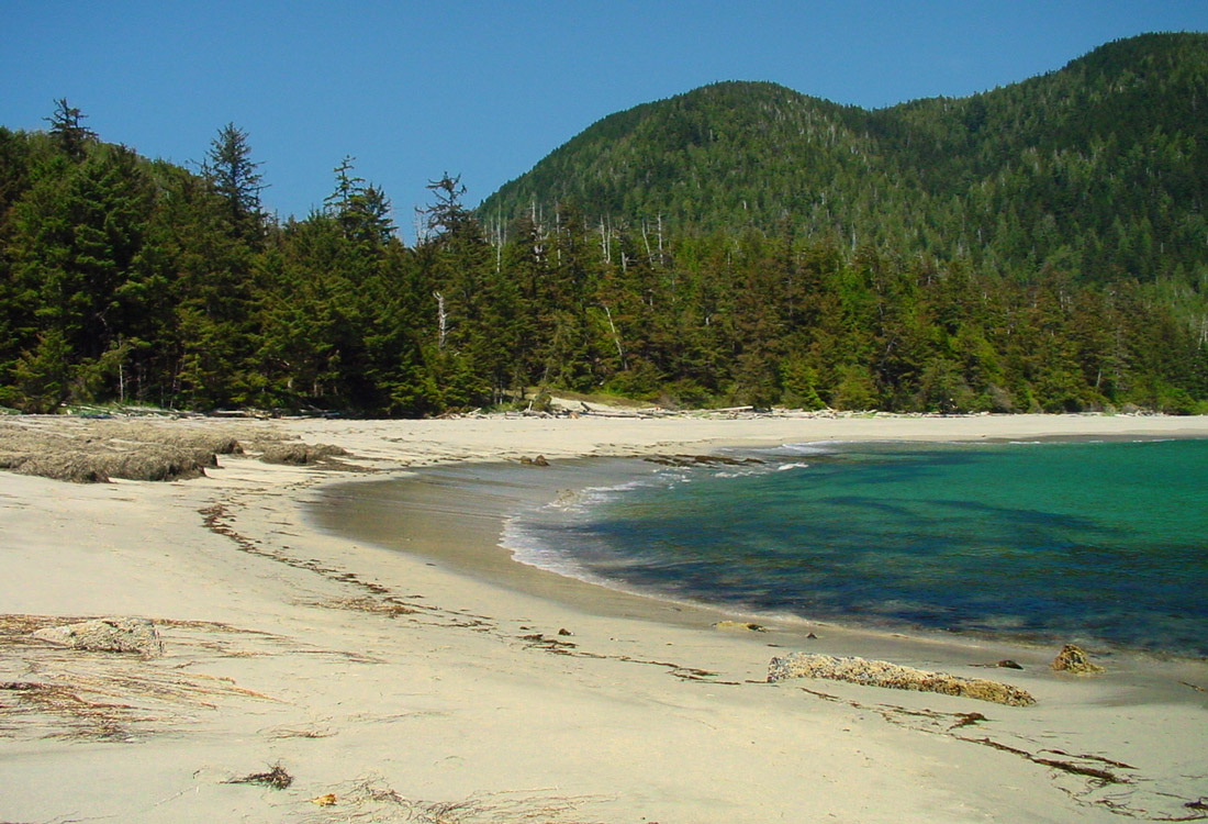 Third Beach, Nootka Island