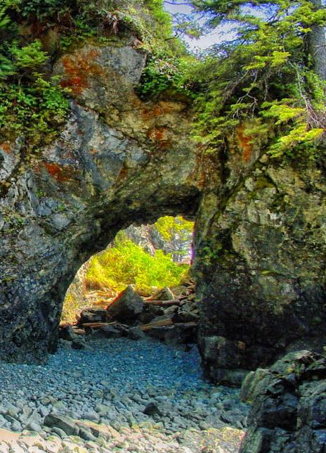North coast, Nootka Island