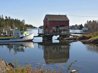 Blue Rock Cove, Nova Scotia - Sabine Klement