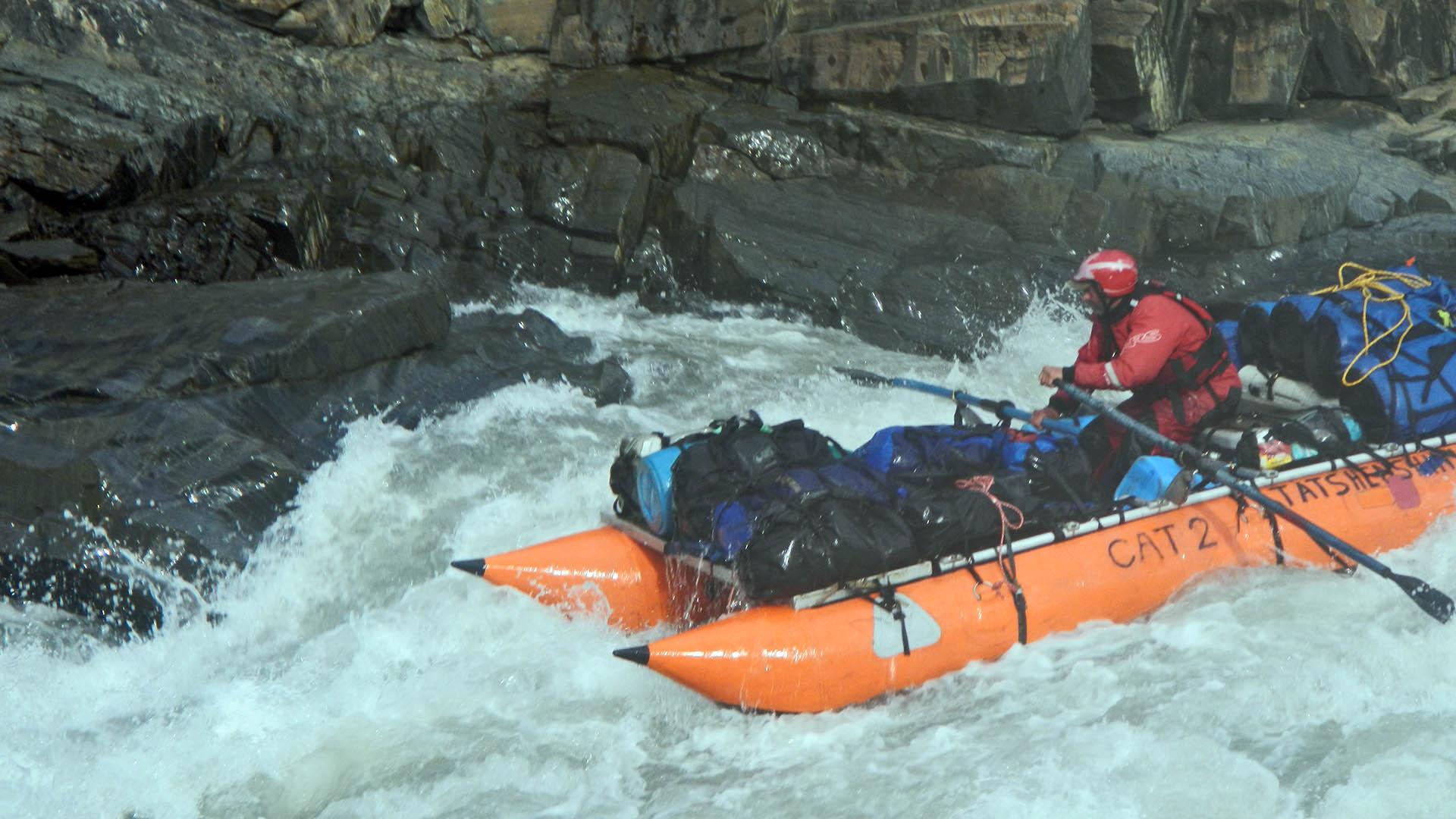 2016 Bonnet Plume expedition | Nature Trek Canada