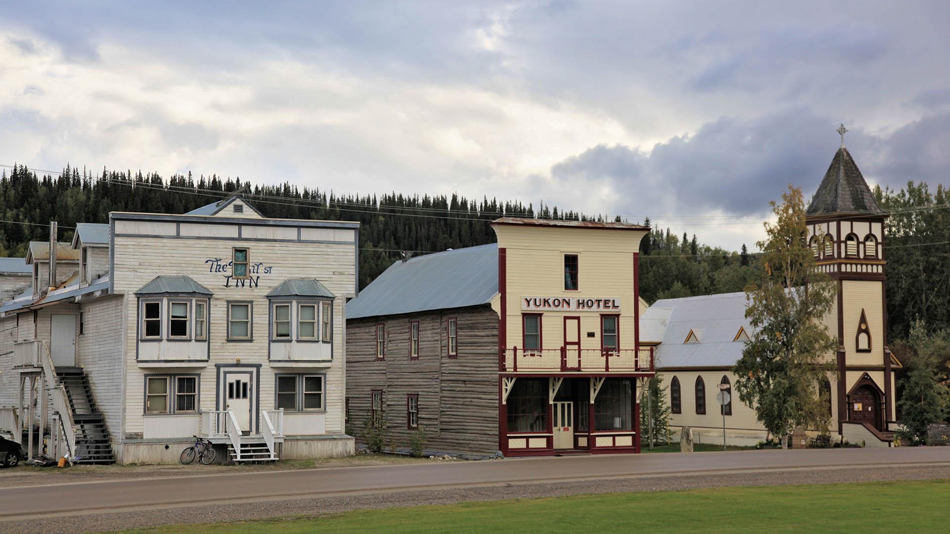 Front St, Dawson City, Yukon