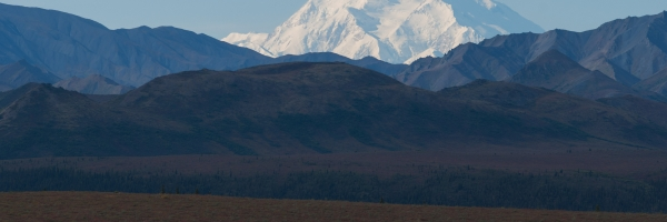 Mt McKinley (Denali National Park)
