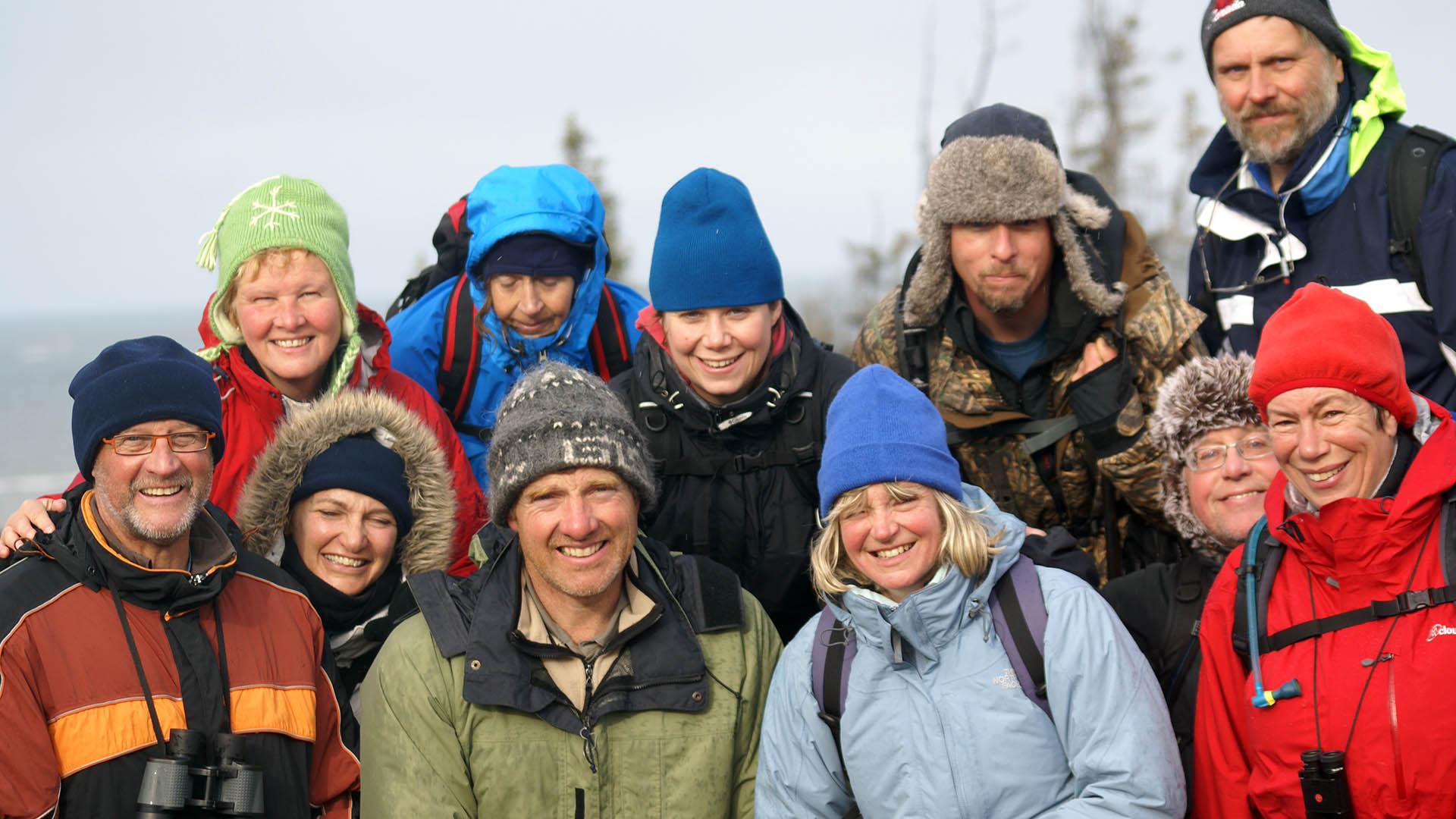 We toque the road to happiness - Nature Trek Canada