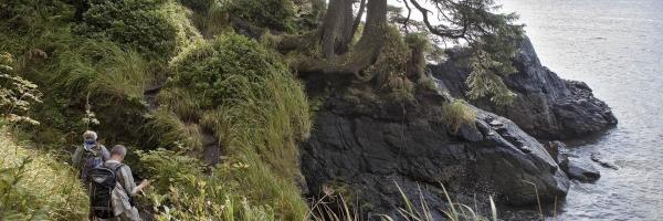 Juan de Fuca hiking - Nature Trek Canada