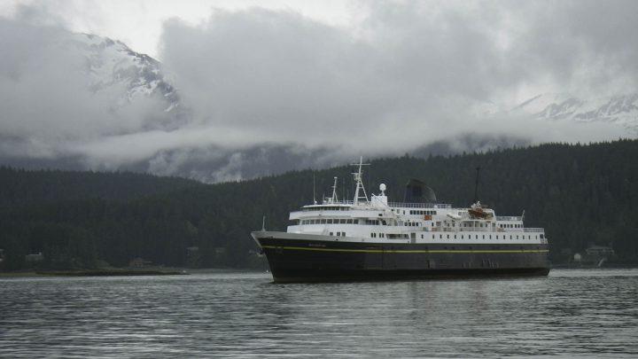 Alaska State Ferry - Didier Delahaye