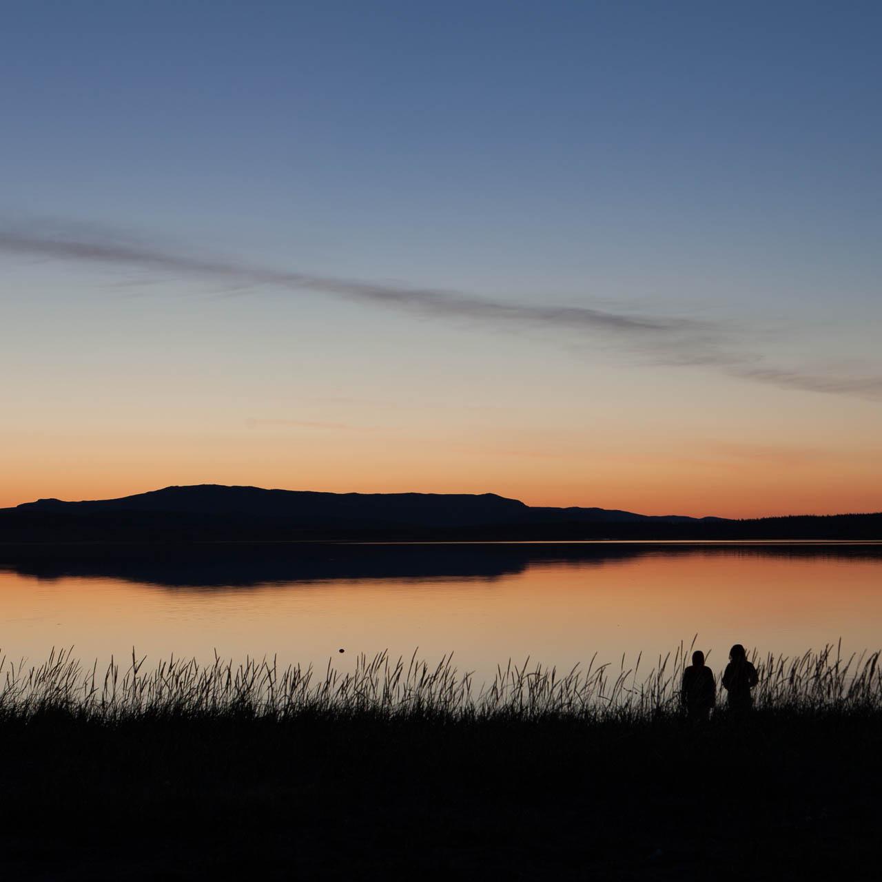 Labrador Sunset