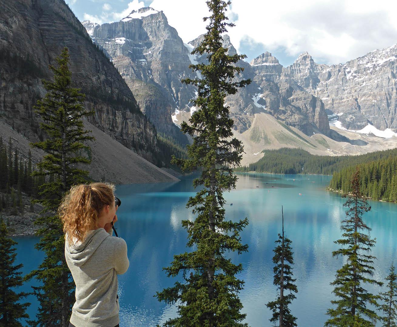 Moraine Lake, Banff NP - Frank Tenberghe 2018