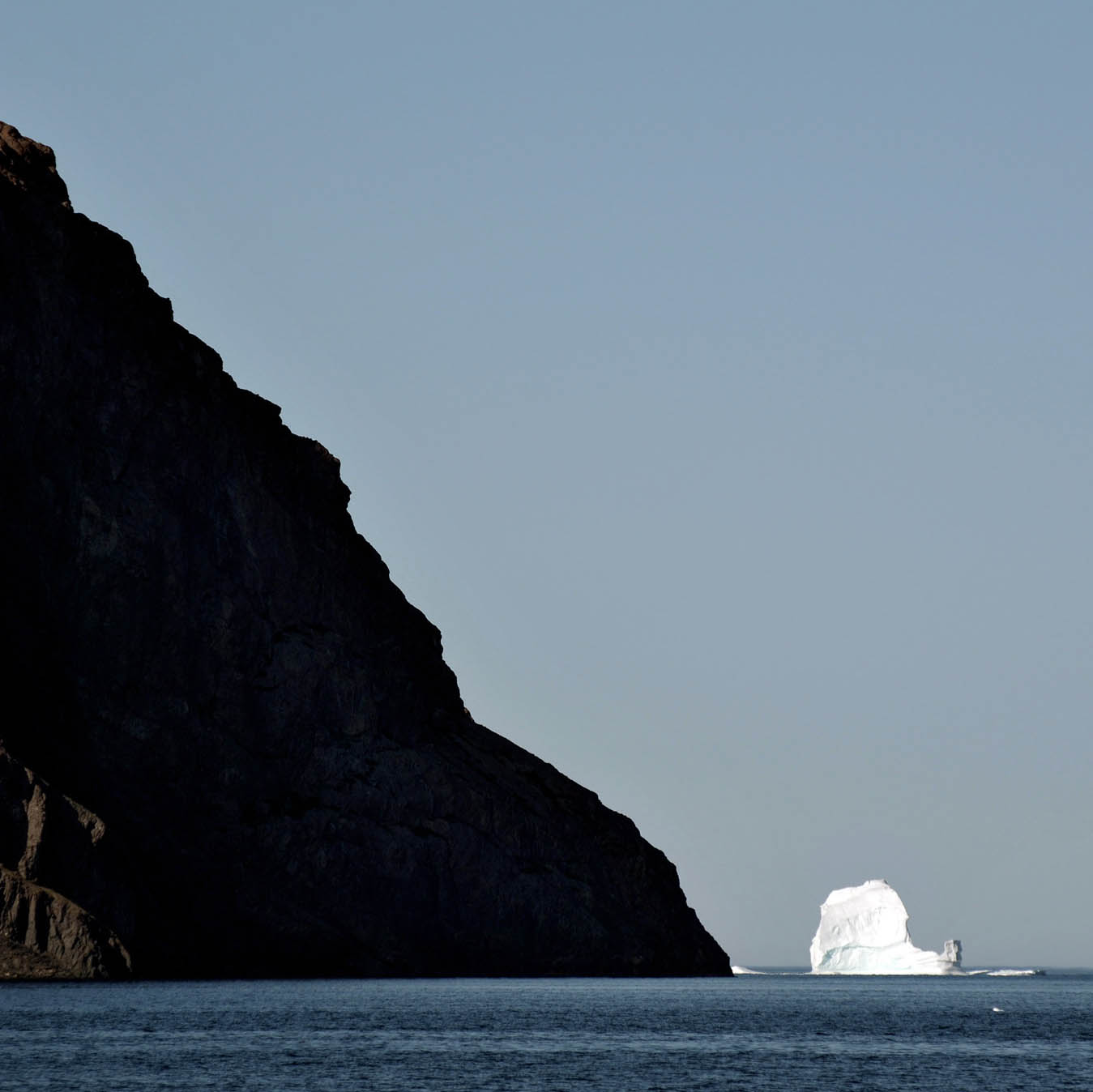 Ice and Mountain - Labrador Coast