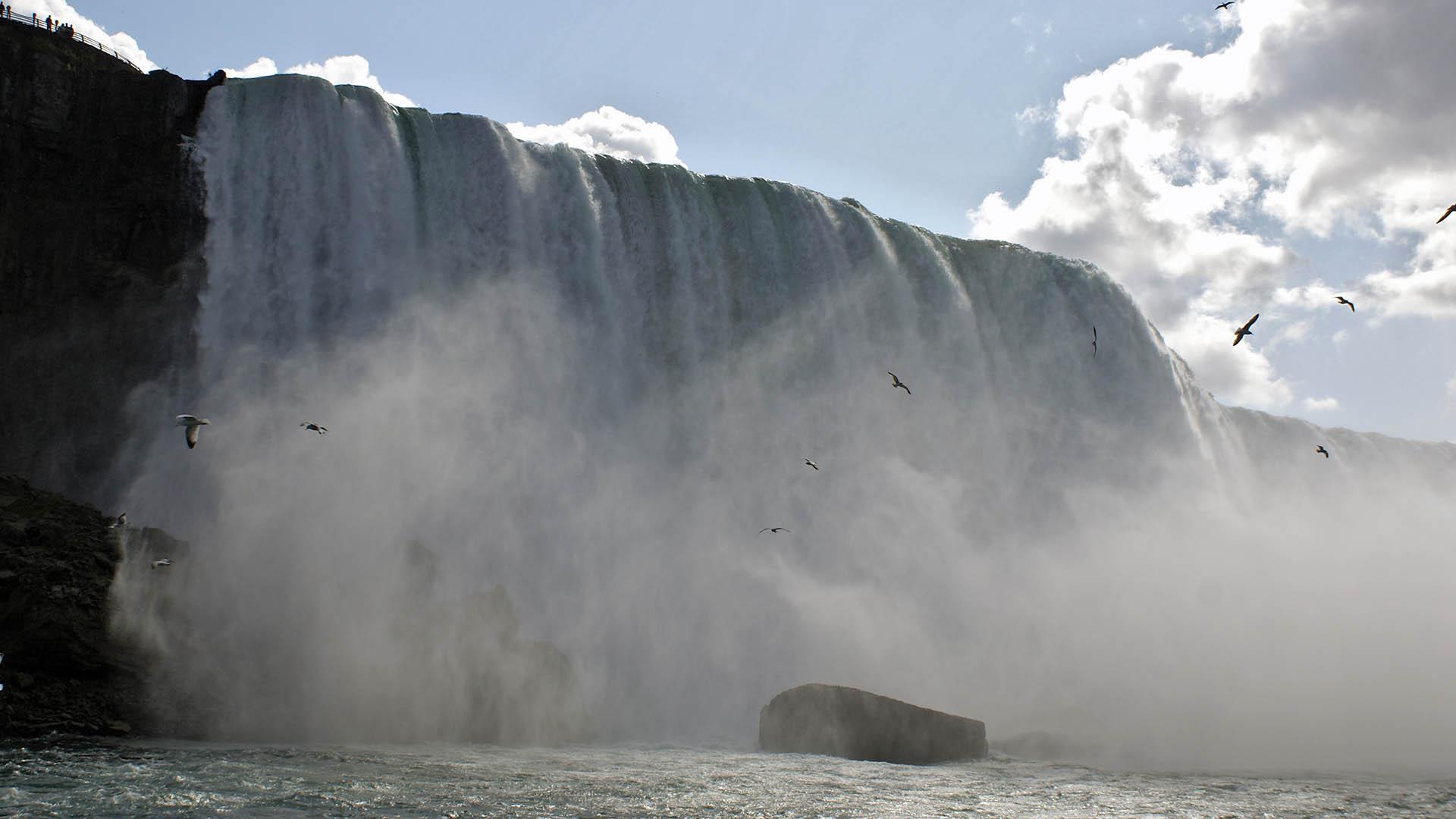 Niagara falls, Ontario _ M Stolk