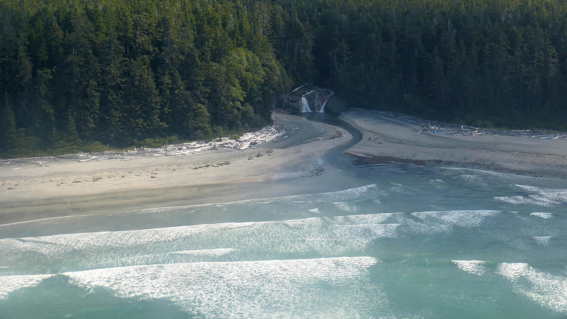 Nootka Island approach - Verena Jucker (2017)