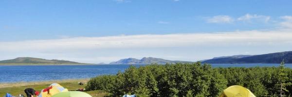 Siugak Camp, Labrador