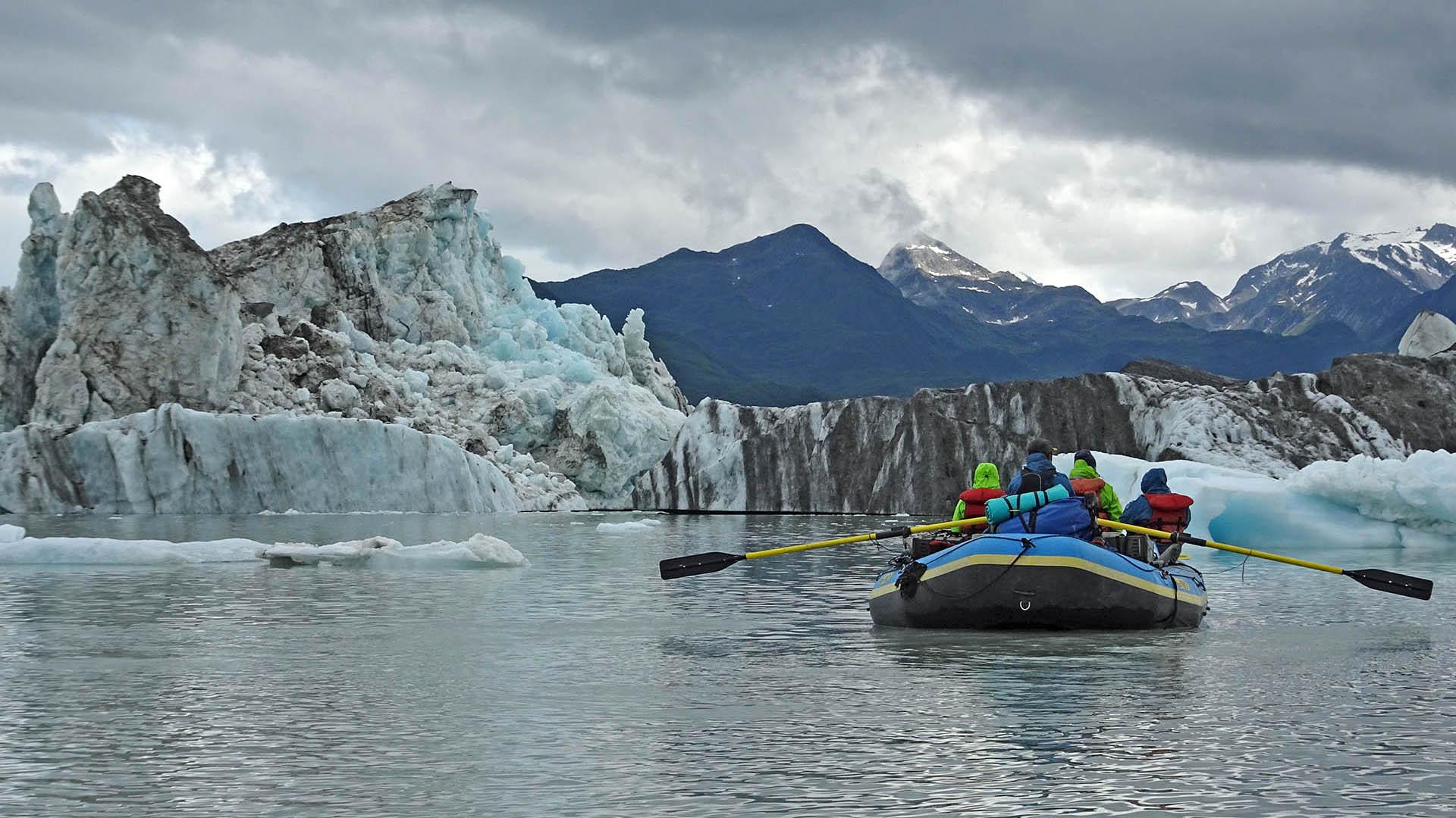 2018 Tatshenshini Rafting expedition - Nature Trek Canada