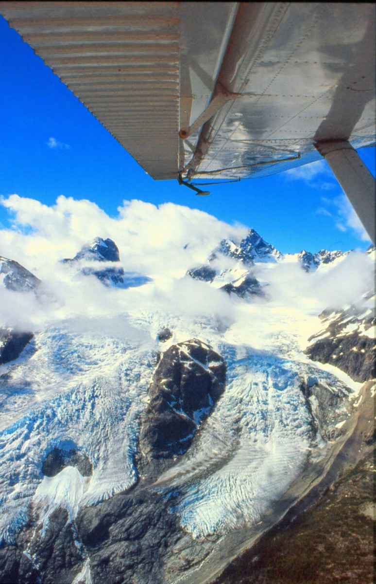 Monarch Icefield, Coast Mountains (BC)