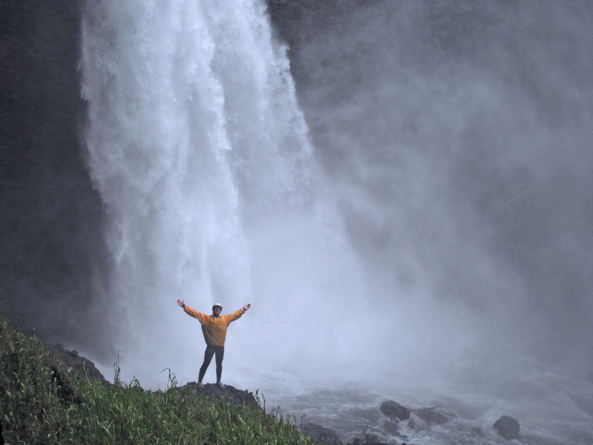BC Waterfall