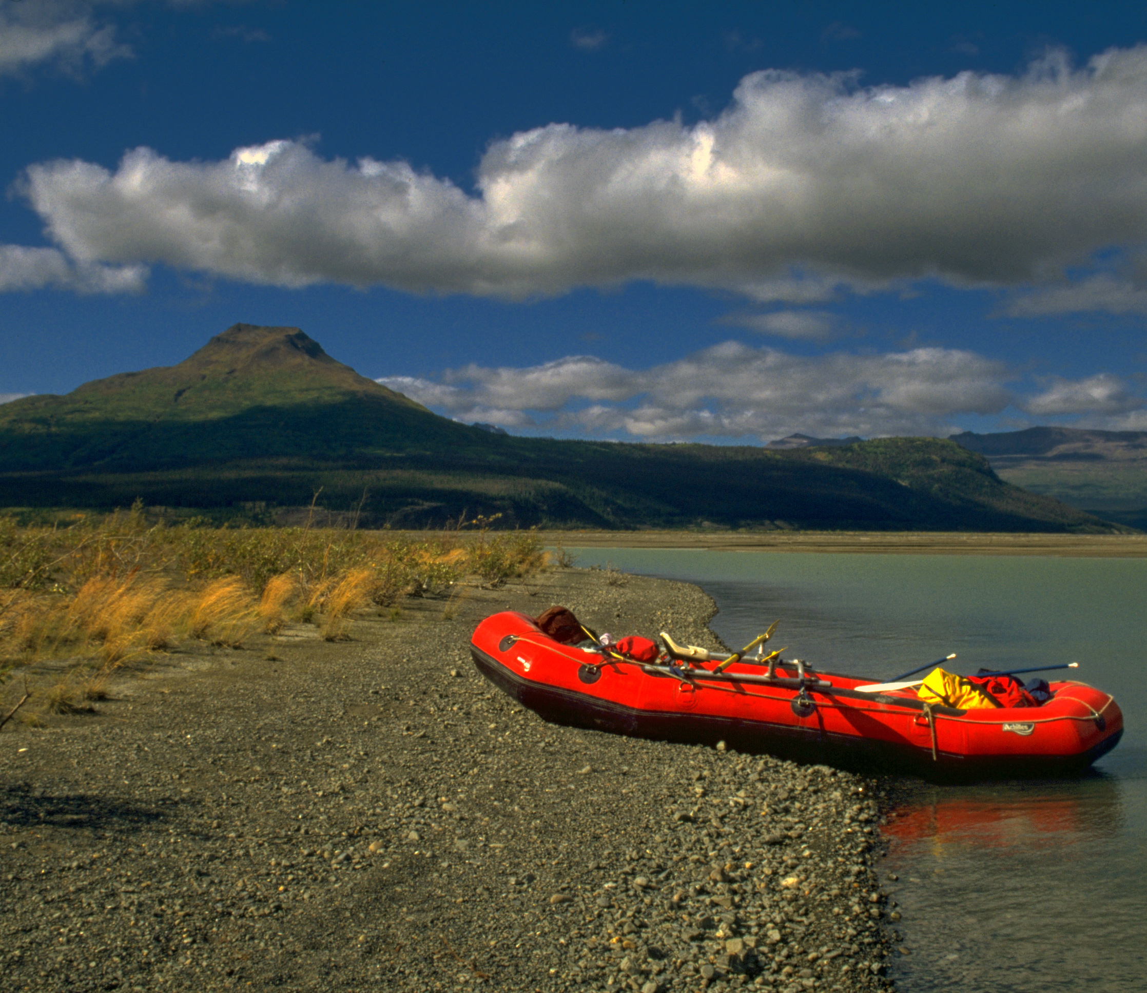 Dezadeash River, Kluane National Park