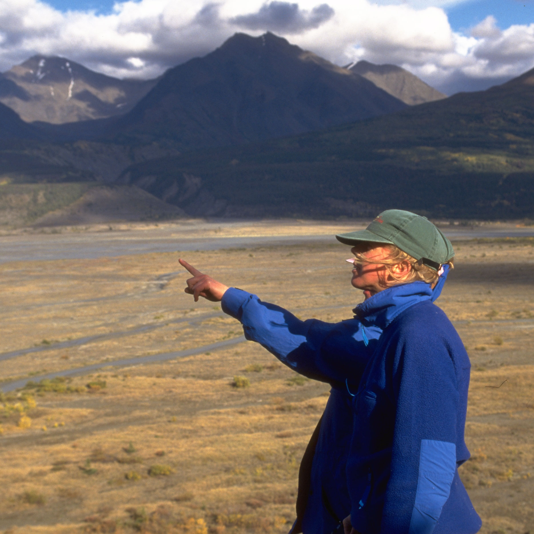 Nature Hike in Kluane NPR, Yukon