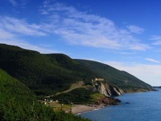 The Cabot Trail, Nova Scotia
