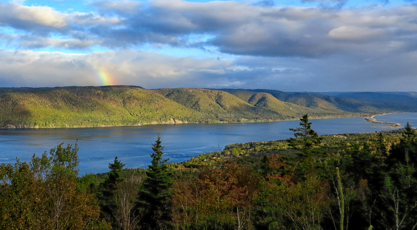 Cape Breton Highlands, Nova Scotia