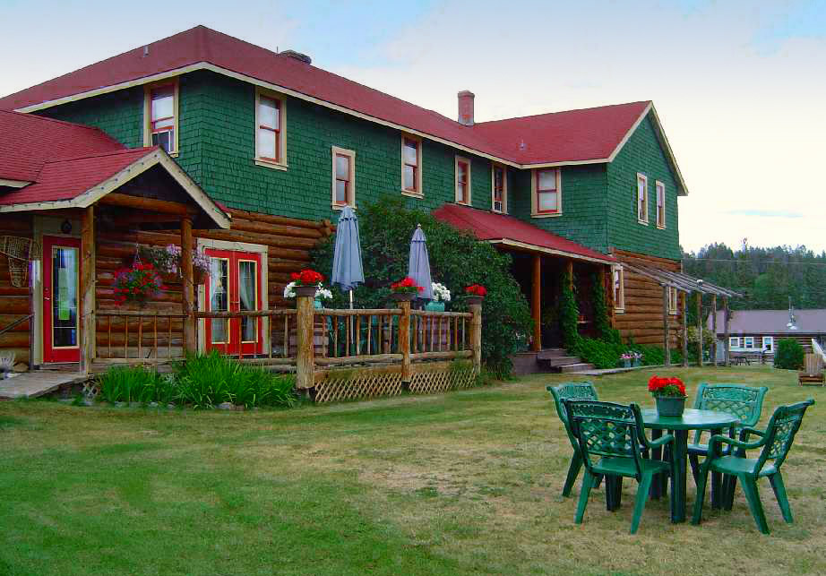 Chilcotin Lodge (British Columbia)