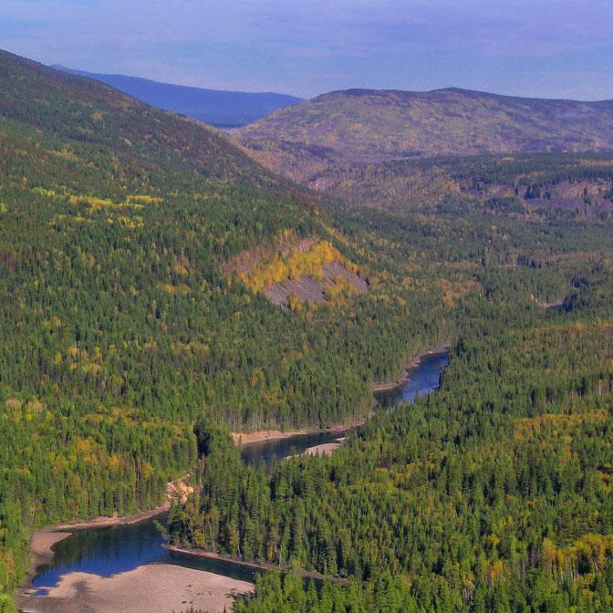 Wells Gray Provincial Park, BC