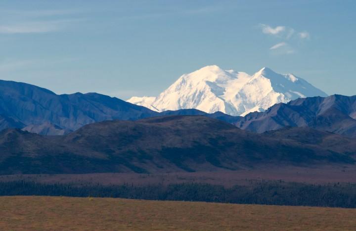 Mt McKinley (Denali National Park)