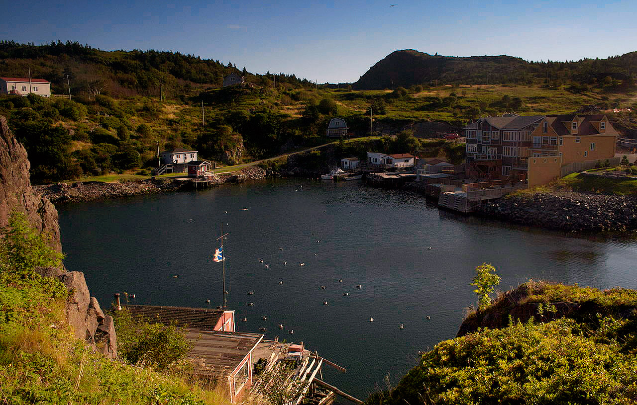 The Quidi Vidi Battery, East Coast Trail (Newfoundland)