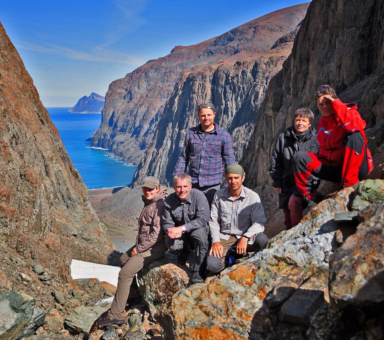 Trekking in Labrador