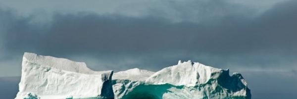 Iceberg alley, the Labrador current