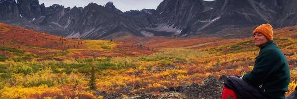 Tombstone Mountain, Yukon