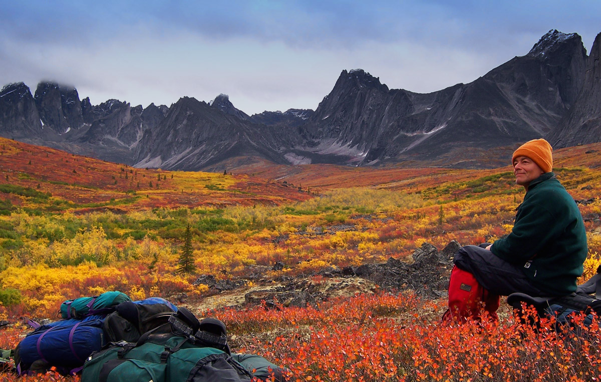 Tombstone Mountain, Yukon